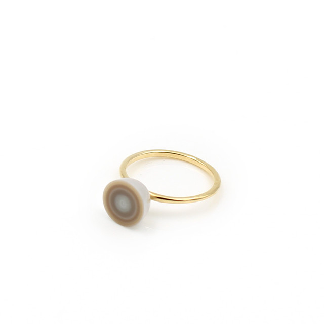 【Limited】Pattern Pearl Ring(5e-13)