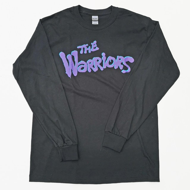 ||||| THE WARRIORS LONG TEE M
