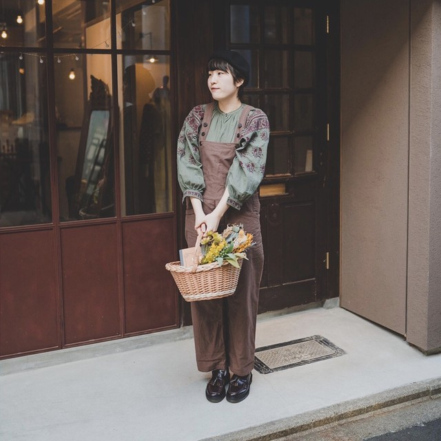 YAECA/ヤエカ ステンカラーコート スタンダード khaki #61502