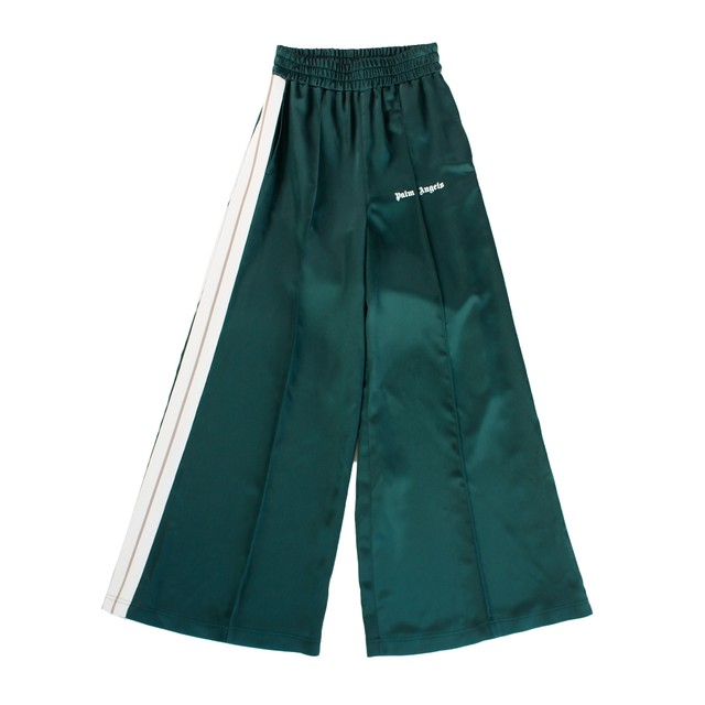 PALM ANGELS Wide Track Trousers