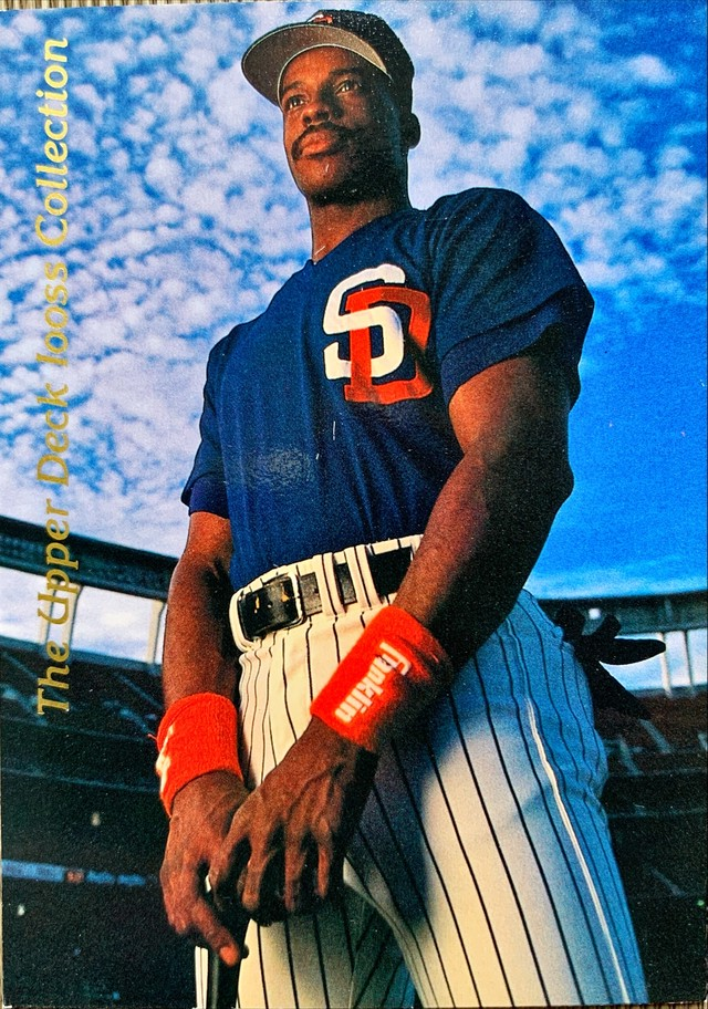 MLBカード 93UPPERDECK Fred MC Griff #WI16 PADRES