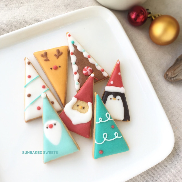 Holiday Cookie Pops - 3本セット