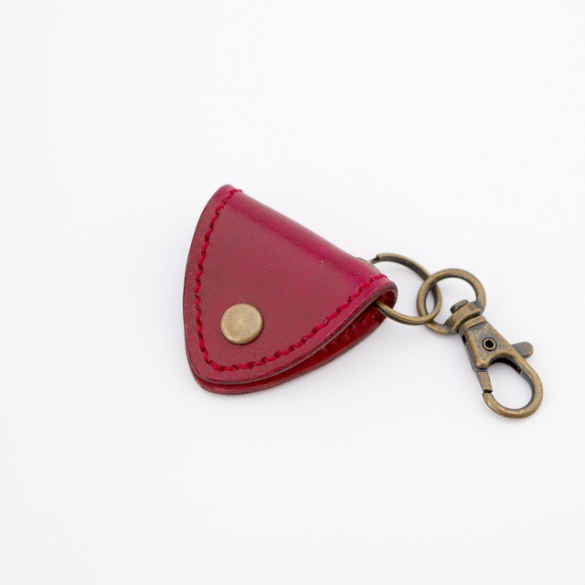 Guitarpick holder - rouge -