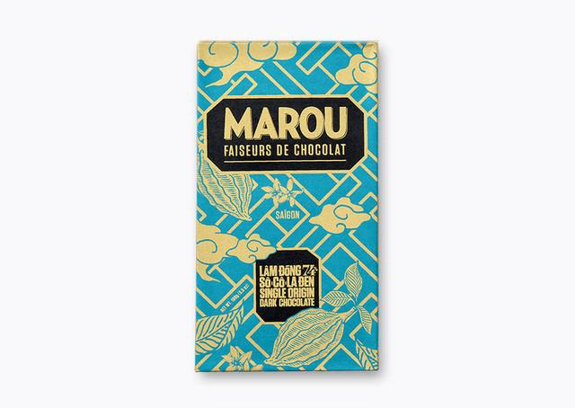 【MAROU】 LAM DONG 74% シングル・オリジンチョコレート
