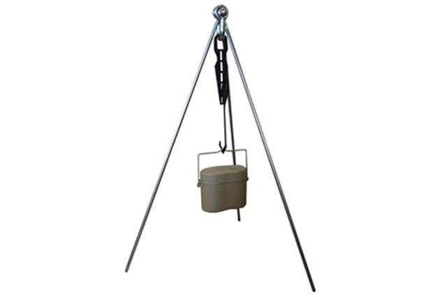 Lantern hanger Lloyd Iron ランタンハンガーロイド アイアン CAMPOOPARTS&gravity-equipmentコラボ キャンプ オーパーツ
