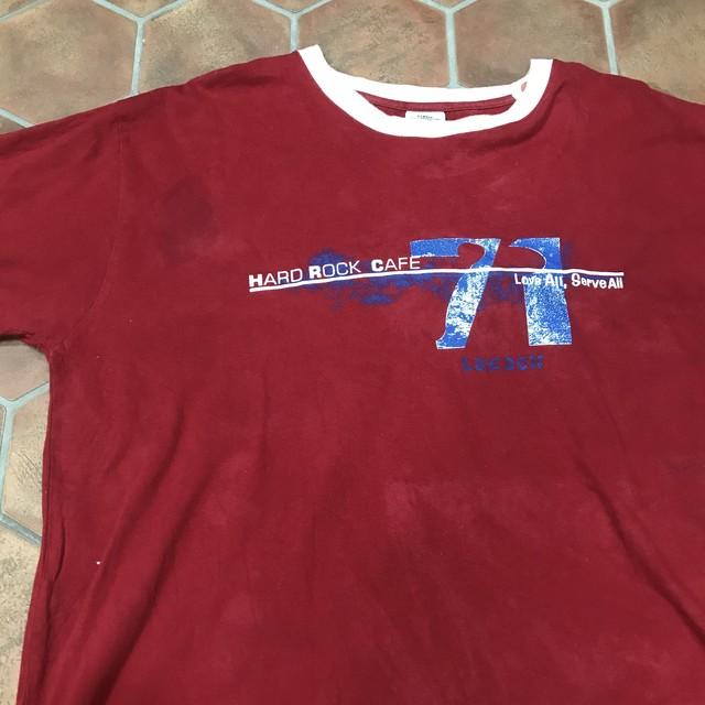 Hard Rock Cafe デザインTシャツ