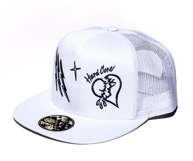 [予約商品]2019 RAKUGAKI THUNDER HEARTS Tracker Cap White