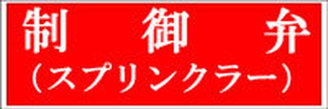 放水口(消防隊専用)アクリル  SB401