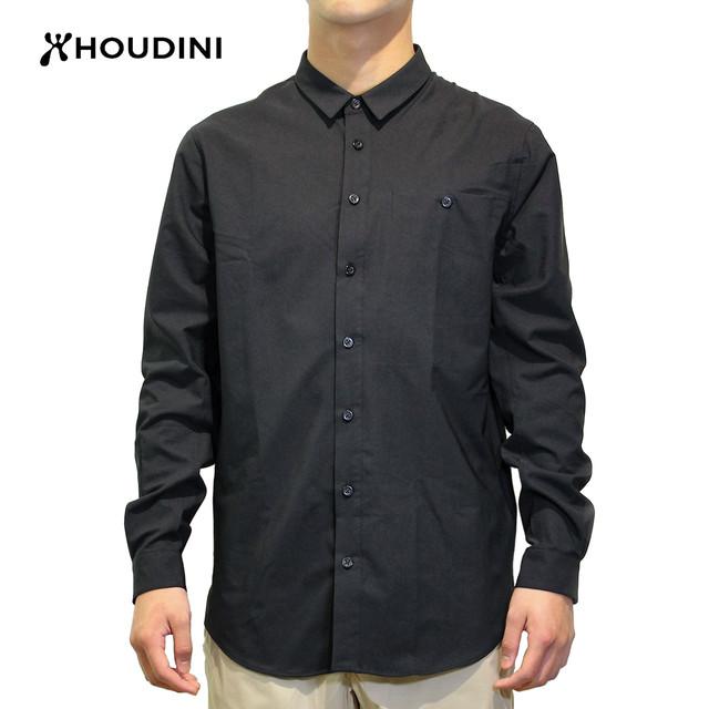 HOUDINI Ms Longsleeve Shirt