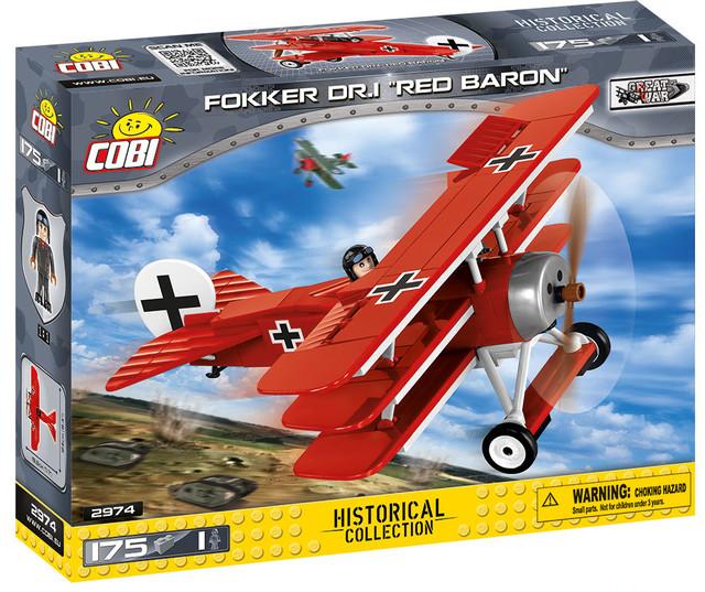 COBI-2974 フォッカー Dr.I
