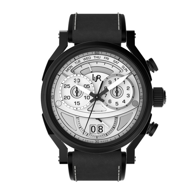 【L&JR】STEP1 CHRONOGRAPH S1501