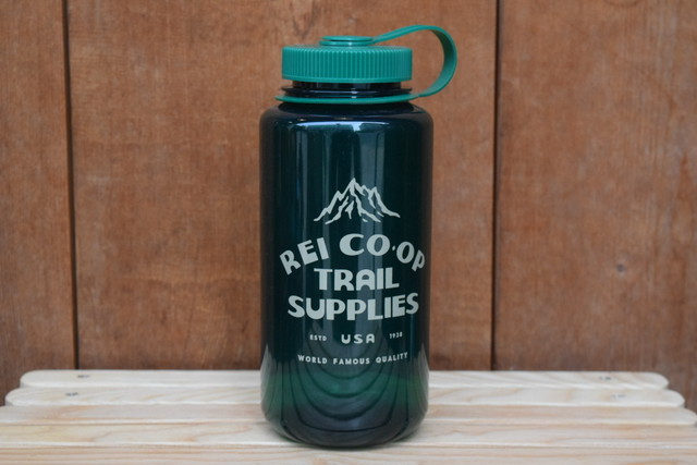 新品 REI Nalgene Bottle 1L 32oz made in USA 08