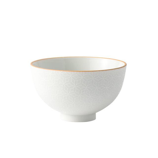 春の草花 茶碗 すみれ