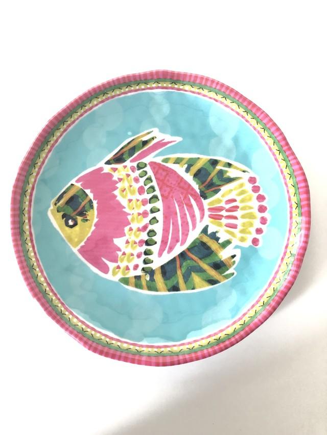 お魚サラダプレート 4色セット