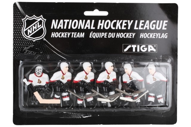 NHLチームフィギア オタワセネターズ