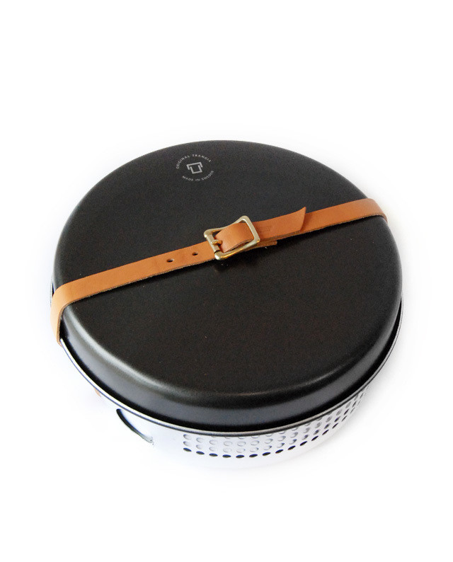 Leather Strap Natural