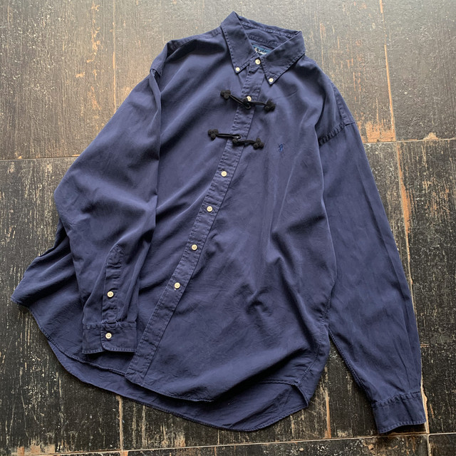 """ Ralph Lauren "" vintage remake shirt"