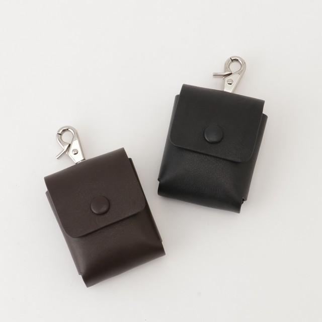 レザーミニコード ケース ~当店オリジナル革製品ブランド、Genuine Leather