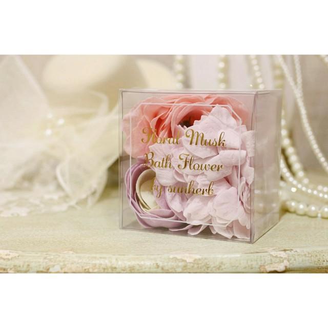 芳醇な花のアロマ香るバスフラワー【入浴剤】浜松雑貨屋 C0pernicus