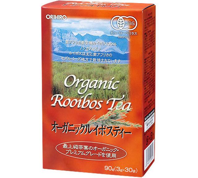 ORIHIRO オーガニックルイボスティー 3gx30袋