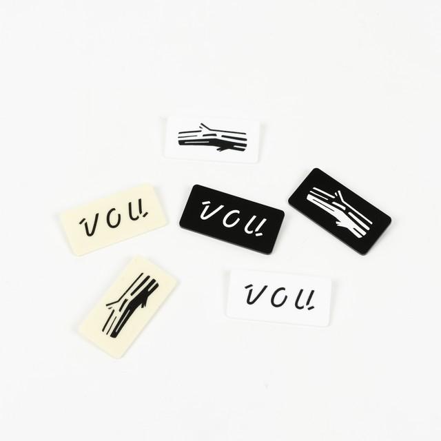 VOUスタッフバッチ | VOU