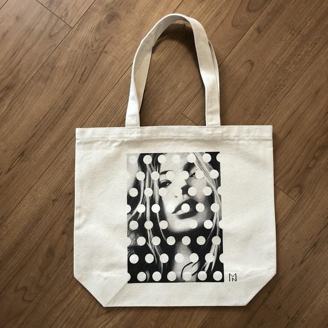 野津萌/Moe Notsu「tote bag - B」