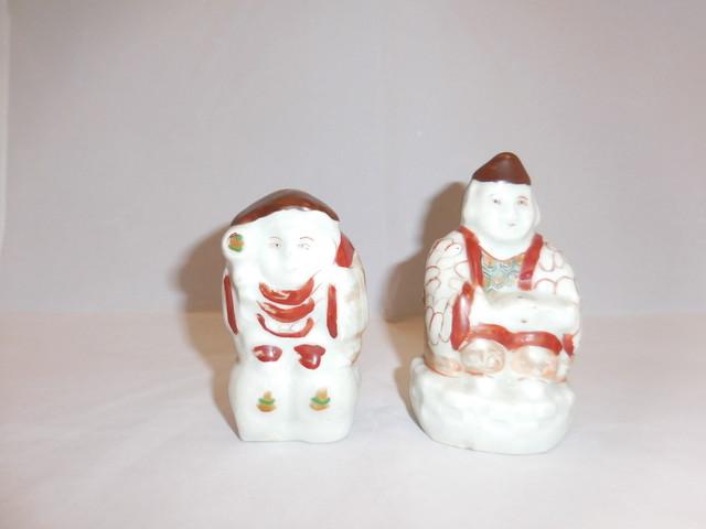 伊万里 恵比寿&大黒 Imari porcelain Ebisu & Daikoku(No3)