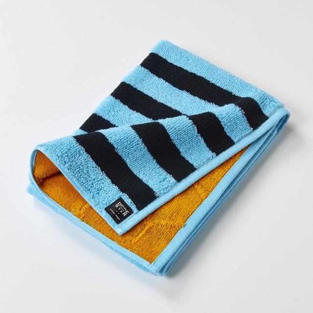 colour magicブルービー フェイスタオル/ライトブルー 1-65433-31-LB