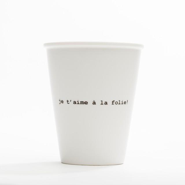 helen b - Cup -  je t'aime à la folie!