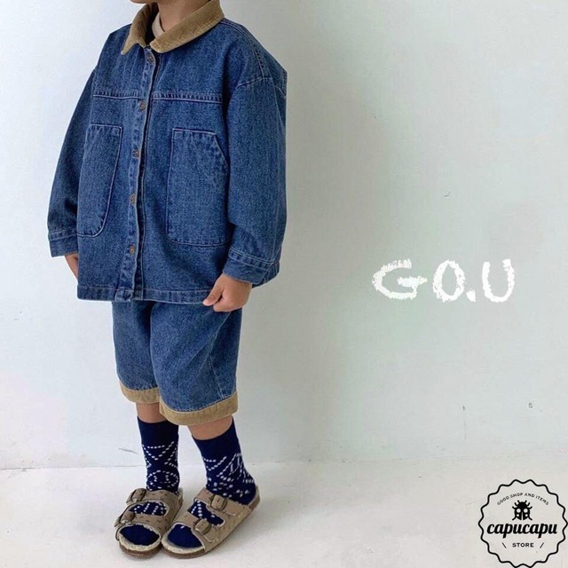 «sold out» go.u autumn shorts 2colors 秋ショートパンツ