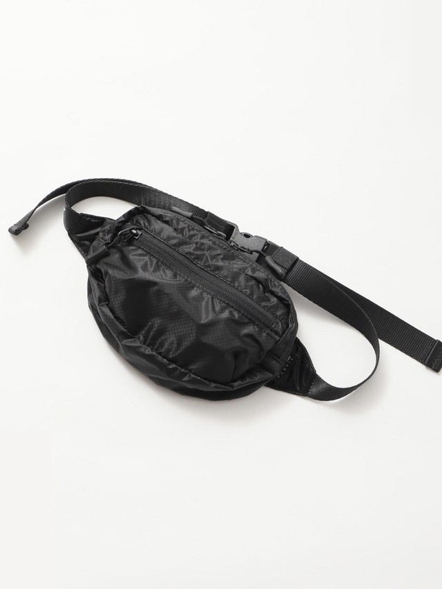 【HOLIDAY】HOLIDAY PACKABLE MINI WAIST BAG