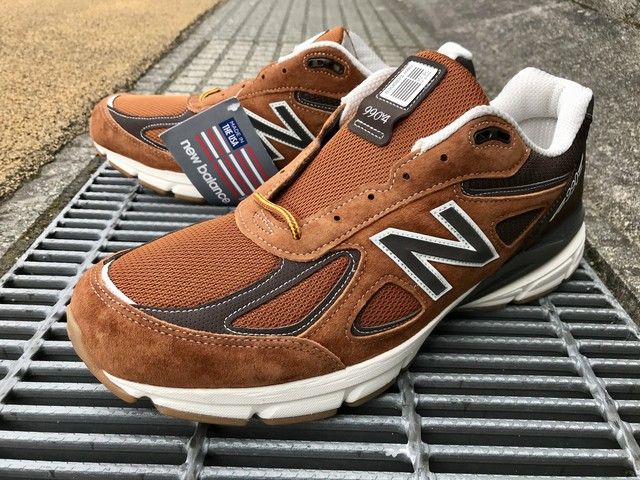 NEW BALANCE x L.L.BEAN M990LL4 (BROWN)