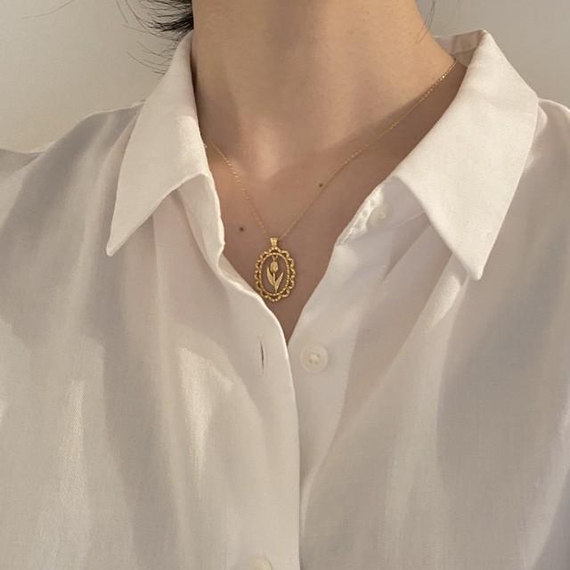 tubu necklace(14kgf)