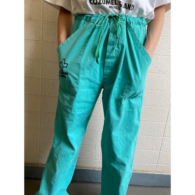 Pocket paint easy pants