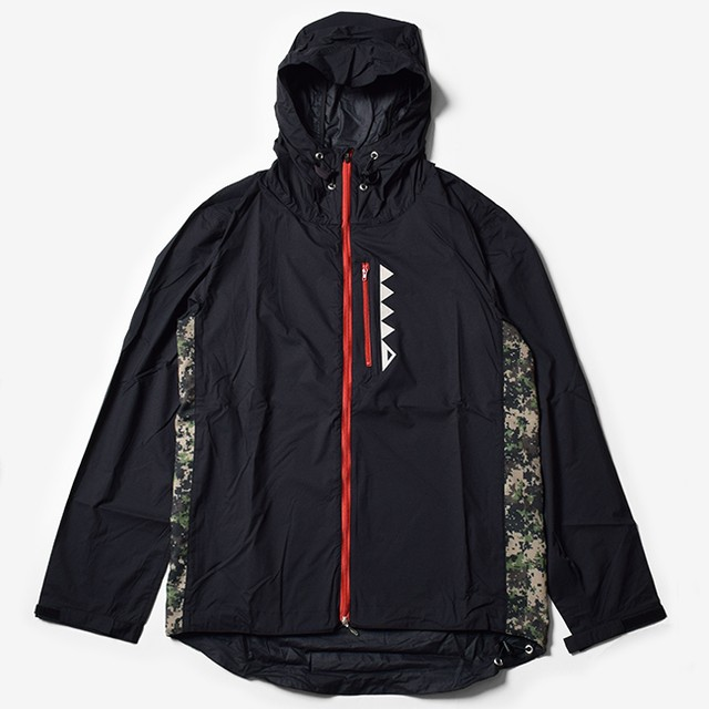 MMA Warm Run Coaches Jacket (Black)