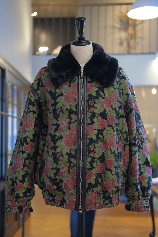 【BELPER】gobelin flying jacket