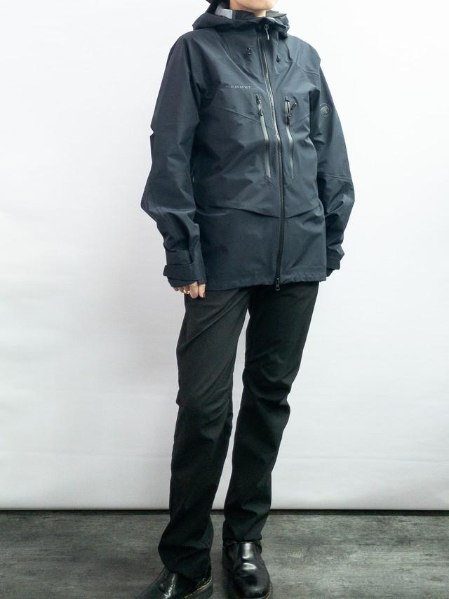 【MAMMUT】Teton HS Hooded Jacket AF Men:ブラック black