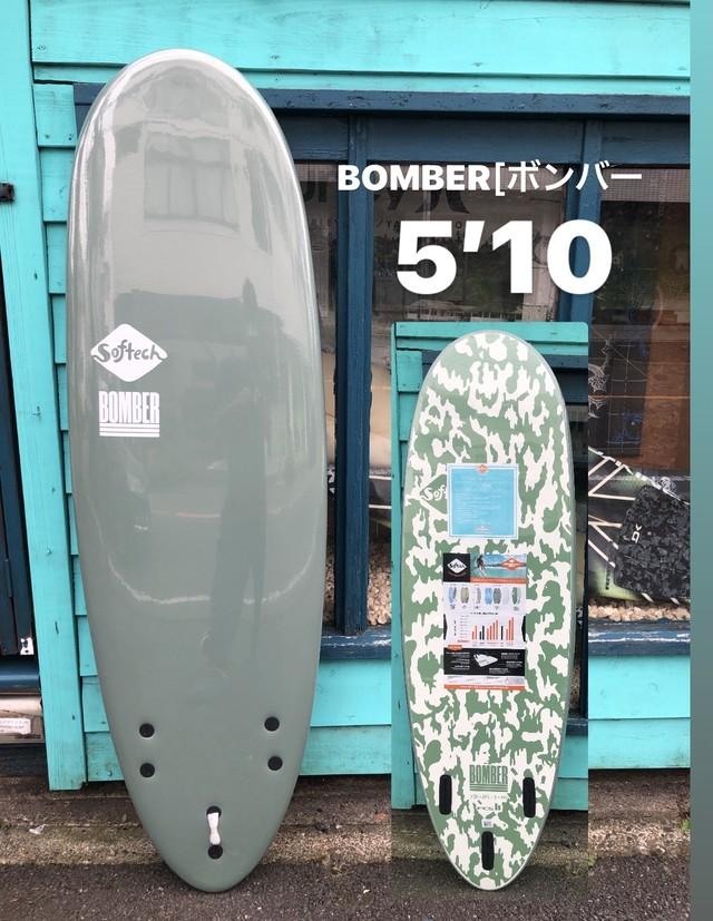 "BOMBER[ボンバー(ボマー)] ◆サイズ:6'4"""