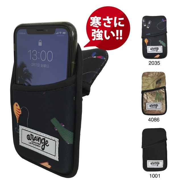 #060817_Smart phone case / 全3色