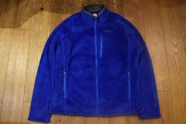 USED  美品 パタゴニア R4 ジャケット XL バイキングブルー  Patagonia