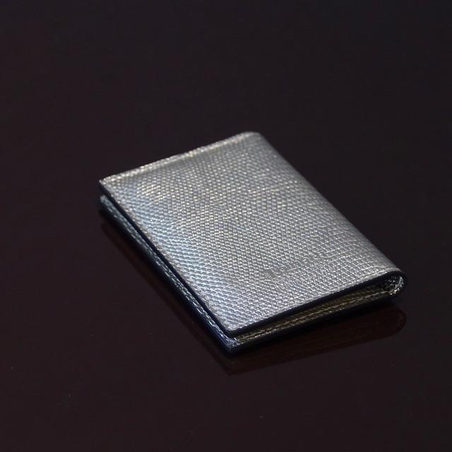 TEBE PLATINUM / PINETTI DOUBLE BUISINESS CARD HOLDER(テーベ プラチナム / ピネッティ ダブルビジネスカードホルダー)