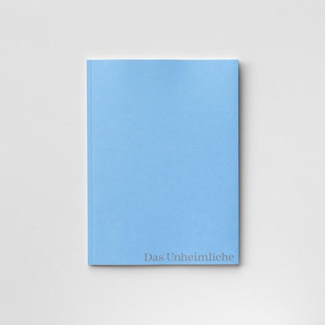 Das Unheimliche by Giaime Meloni