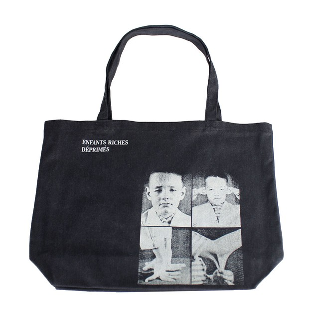 ENFANTS RICHES DEPRIMES Record Tote Bag ( idea by Sosu exclusive)
