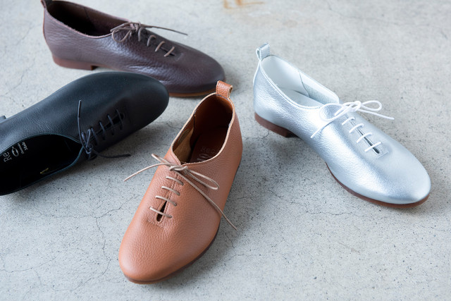 Recipe shoes shop ANTE / レシピ RP‐201 レースアップシューズ
