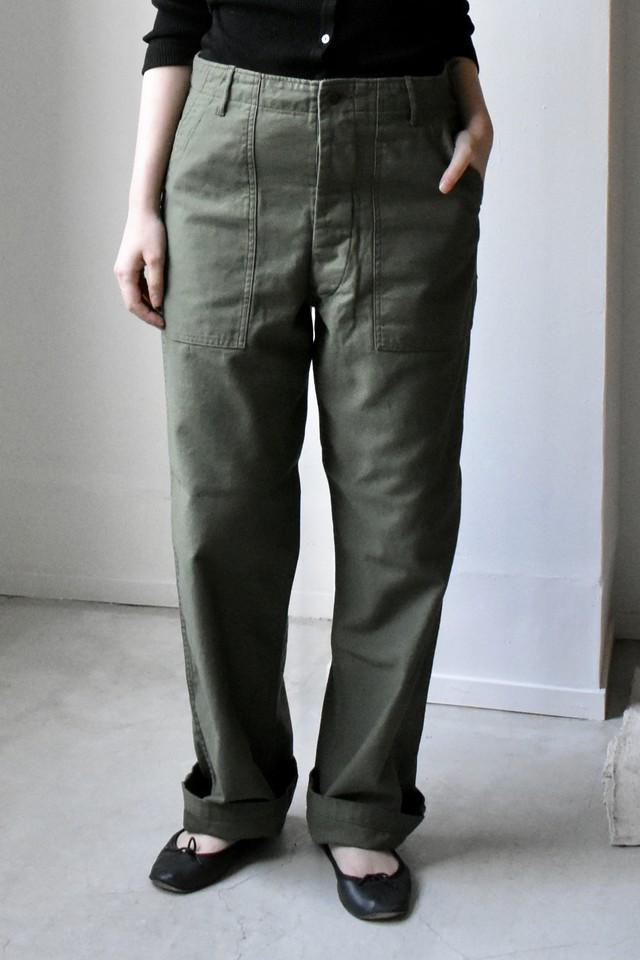 MSG&SONS / US ARMY UTILITY TROUSERS
