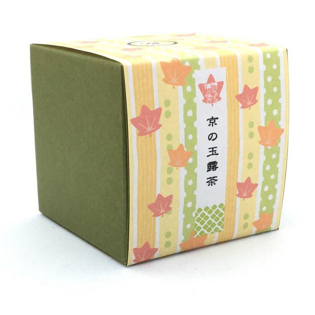 京都の秋|箱茶|鴨川の紅葉