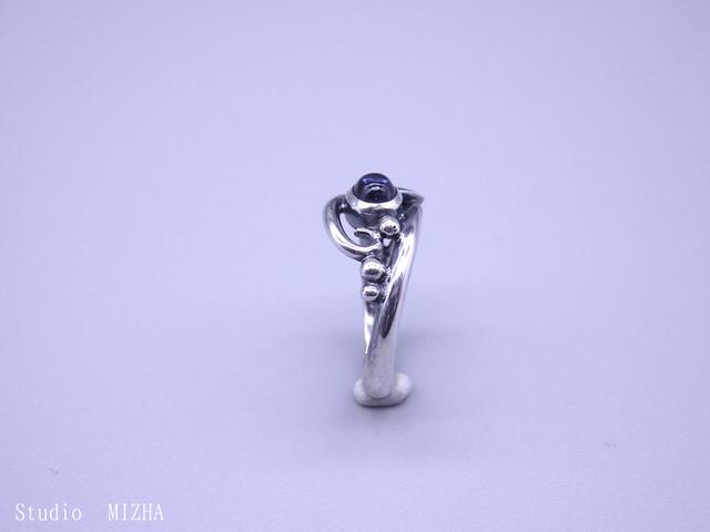 草あそび(金工の指飾りmr20b19)