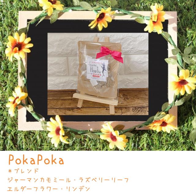 PokaPoka 5包  12色から選べるリボンのギフトラッピング
