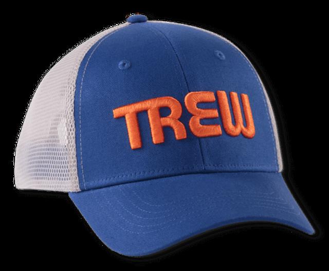 TREW - トラッカー(ロゴ)
