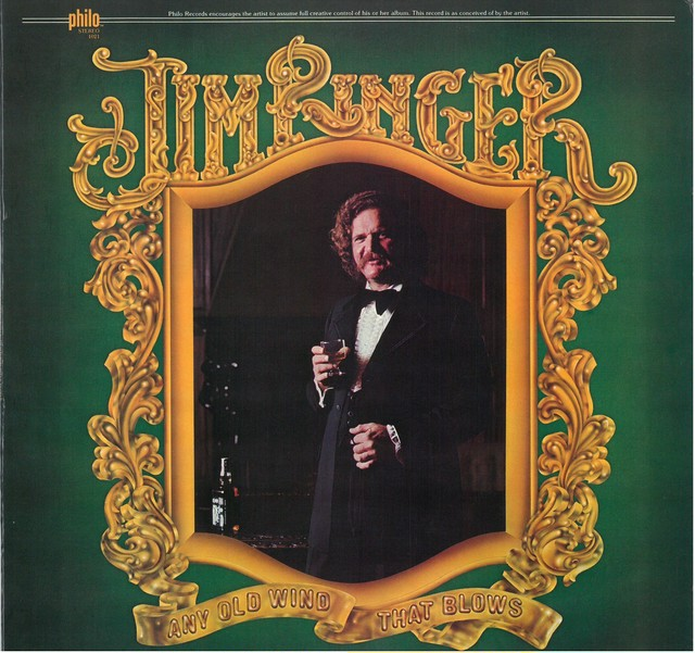 JIM RINGER / ANY OLD WIND THAT BLOWS